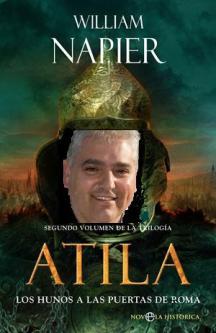 Reyes Maestre como Atila